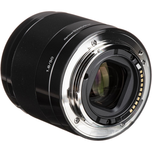 Sony E 50mm f/1.8 OSS Obiectiv APS-C 3