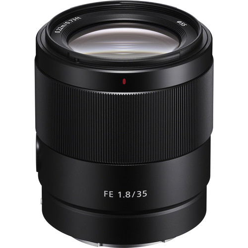 Sony Obiectiv Foto Mirrorless 35mm  F1.8 Sony FE [1]