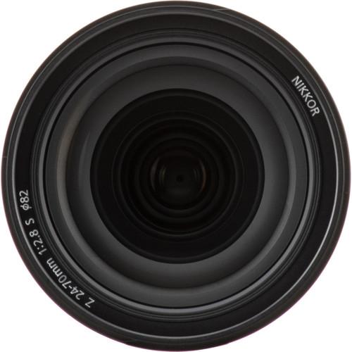 Nikon NIKKOR Z 24-70mm Obiectiv Foto Mirrorless f2.8 S [2]