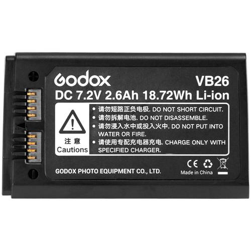 Godox VB26 baterie pentru blitz-urile V1 [1]