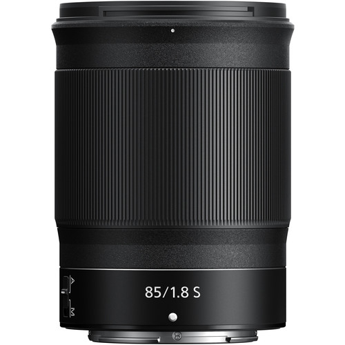 Nikon NIKKOR Z 85mm Obiectiv Foto Mirrorless f1.8 S 1