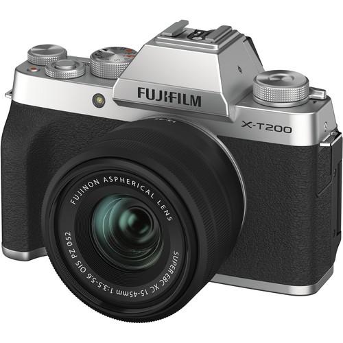 Fujifilm X-T200 Kit Aparat Foto Mirrorless cu obiectiv 15-45mm [3]