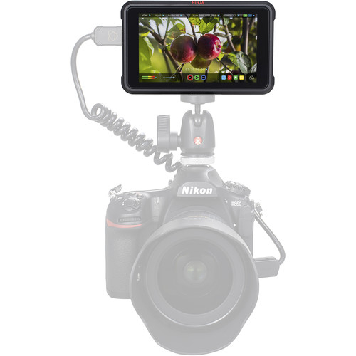 "Atomos Ninja V 5"" ecran 4K HDR 10bit HDMI monitor recorder 2"