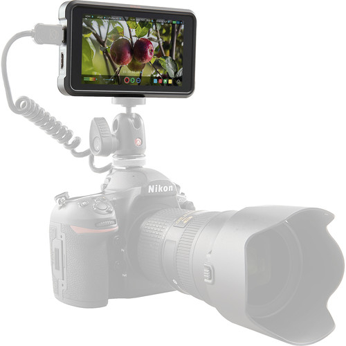 "Atomos Ninja V 5"" ecran 4K HDR 10bit HDMI monitor recorder 3"