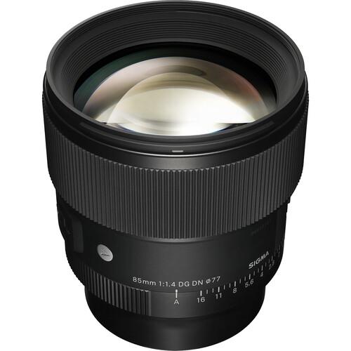 Sigma obiectiv 85mm f/1.4 DG DN Art Sony E full frame e-mount e mount bokeh portret 322965 lentila 2