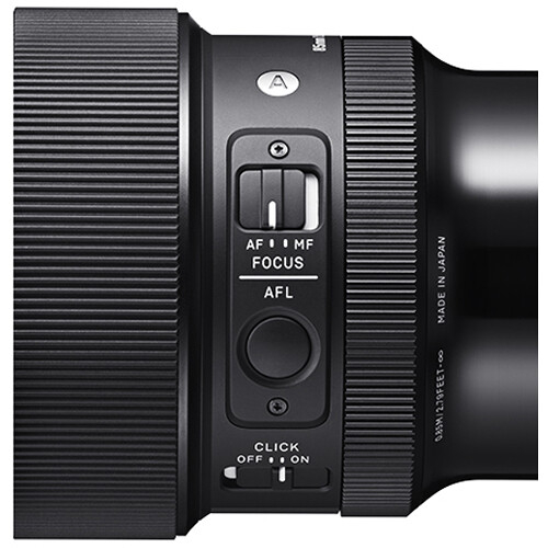 Sigma obiectiv 85mm f/1.4 DG DN Art Sony E full frame e-mount e mount bokeh portret 322965 lentila 3