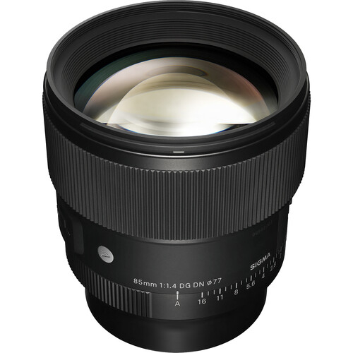 Sigma obiectiv 85mm f/1.4 DG DN Art Mark II L-mount [0]