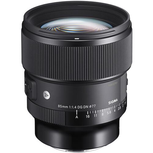 Sigma obiectiv 85mm f/1.4 DG DN Art Sony E full frame e-mount e mount bokeh portret 322965 lentila 0