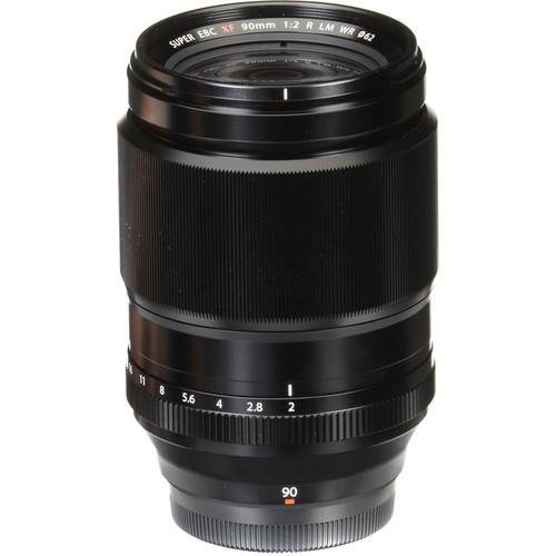 Fujifilm 90mm Obiectiv Foto Mirrorless F2 R LM WR XF 8