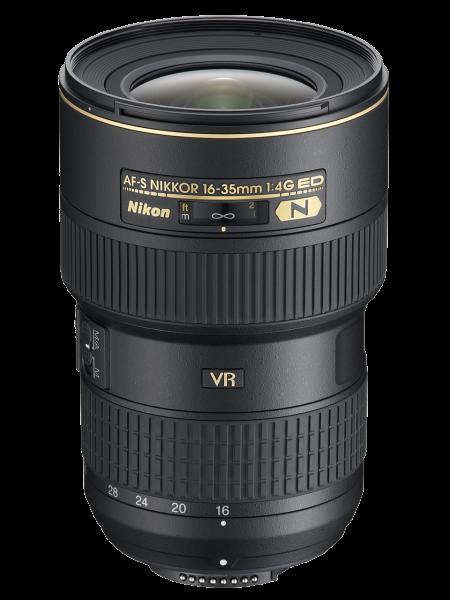 Nikon AF-S 16-35mm f/4G ED VR NIKKOR 0