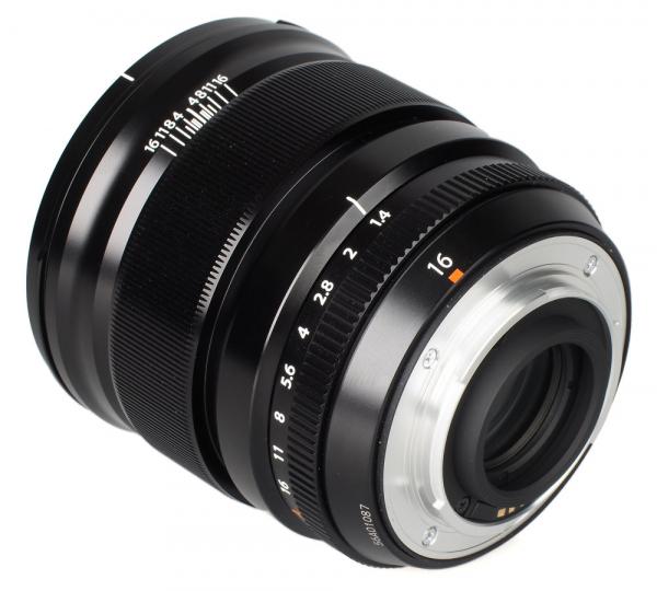 Fujifilm 16mm F1.4 R WR XF Obiectiv Foto 2