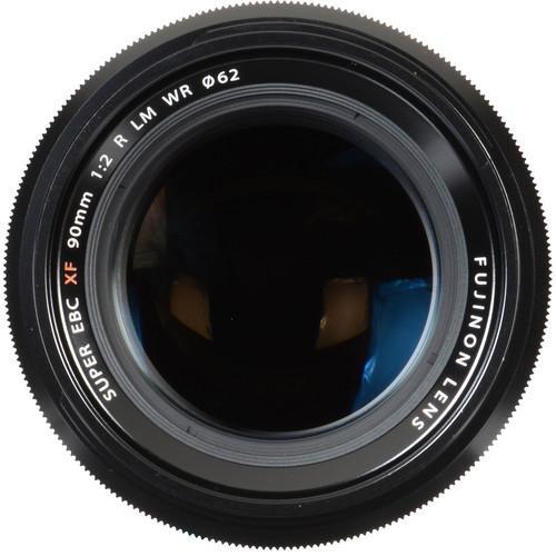 Fujifilm 90mm Obiectiv Foto Mirrorless F2 R LM WR XF 10