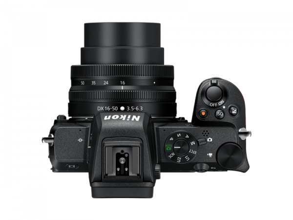Nikon Z50 Aparat Foto Mirrorless 21MP Kit cu Obiectiv Nikkor Z DX 16-50mm f/3.5-6.3 VR 2