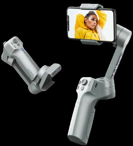Moza Mini MX Stabilizator pliabil pentru Smartphone [0]
