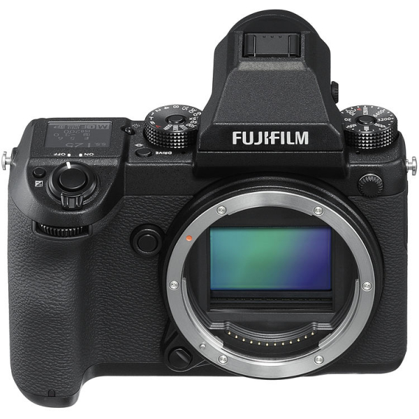 Fujifilm GFX 50S Aparat Foto Mirrorless 51MP Body 4