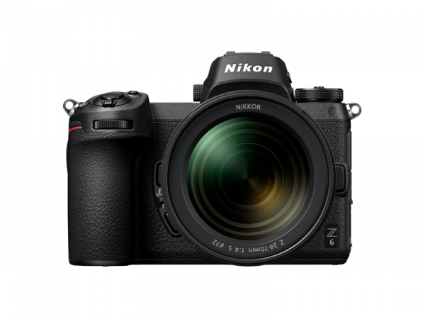 Kit Nikon Z6 Mirrorless 24.5MP + FTZ + Obiectiv Nikkor Z 24-70mm 1