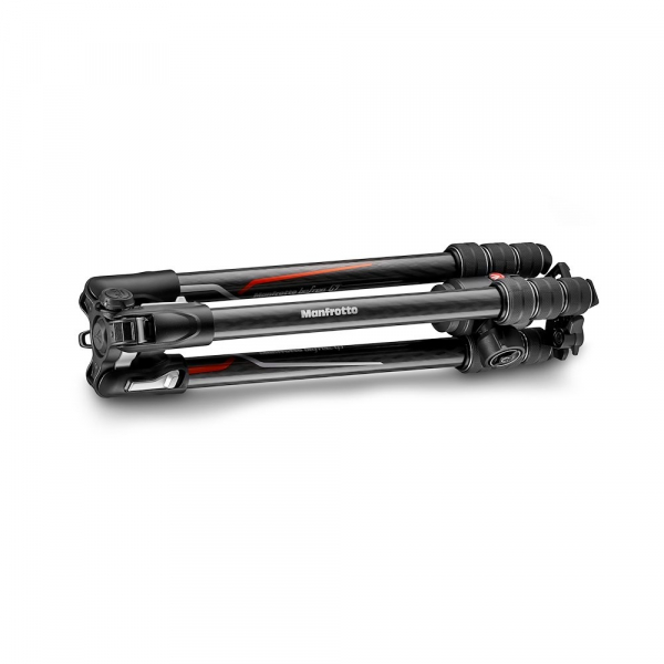 Manfrotto Befree GT Alfa Trepied foto carbon 3