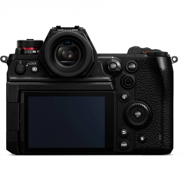 Panasonic Aparat Foto Mirrorless Lumix S1H Full-Frame 6K/24p 1
