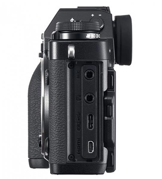 Fujifilm Kit Aparat Foto Mirrorless X-T3 cu obiectiv XF18-55mm X-Trans 4K/60p Negru 1