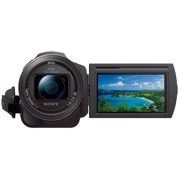 Sony Camera video FDR-AX33 Ultra HD 4K Negru cu trepied foto-video [2]