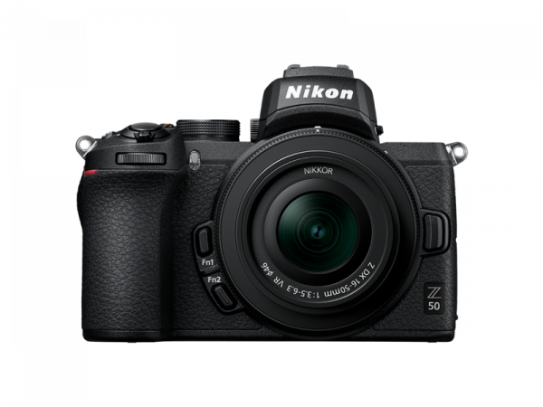 Nikon Z50 Aparat Foto Mirrorless 21MP Kit cu Obiectiv Nikkor Z DX 16-50mm f/3.5-6.3 VR 0
