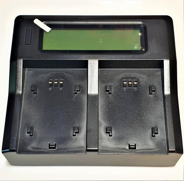 Incarcator LCD DUAL Universal 0