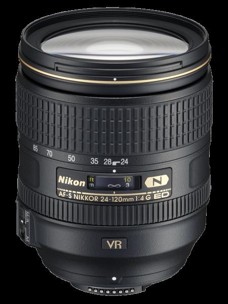 Nikon AF-S NIKKOR 24-120mm Obiectiv Foto DSLR f/4G ED VR [0]