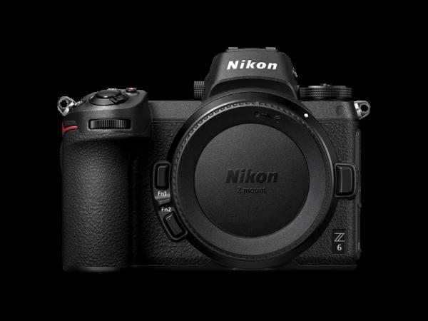Kit Nikon Z6 Mirrorless 24.5MP + adaptor FTZ + Obiectiv Mirrorless Nikkor Z 24-70mm f4 S 2