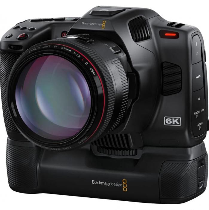 Blackmagic Design Pocket Grip Baterie pentru Camera Cinema 6K Pro [2]