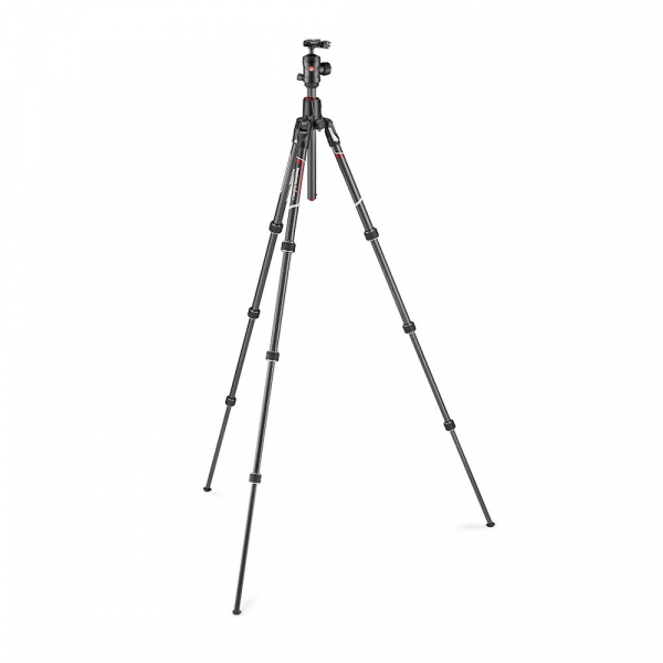 Manfrotto Befree GT XPRO Trepied Foto Carbon [3]