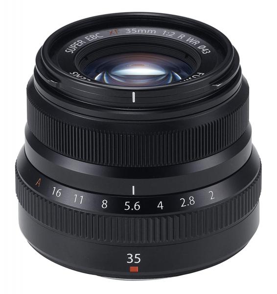 Fujifilm 35mm F2 R WR XF Obiectiv Foto Fujinon X 0