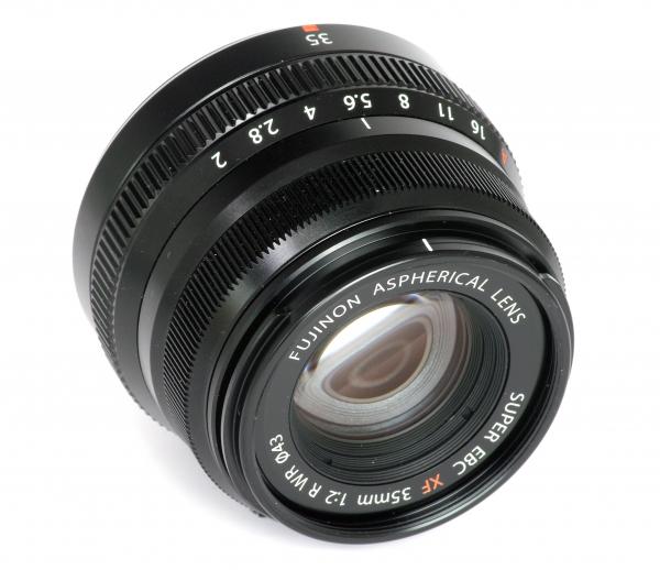 Fujifilm XF Obiectiv Foto Mirrorless 35mm f2 R WR 1