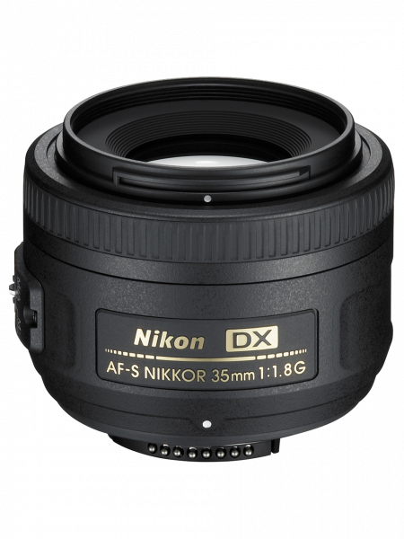 Nikon 35mm f/1.8G Obiectiv AF-S DX NIKKOR 0
