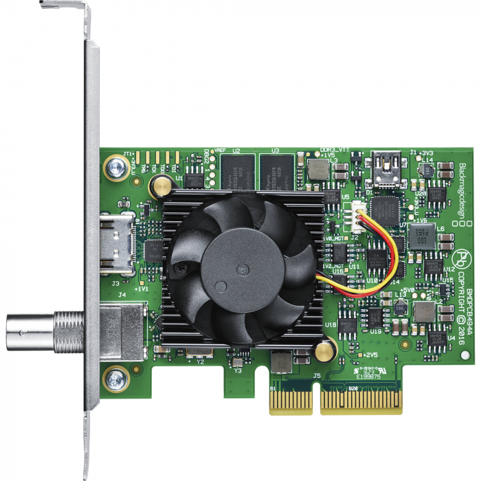 Blackmagic Placa de captura DeckLink Mini Monitor - Resigilat [1]