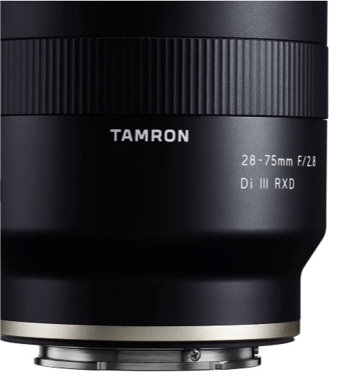 Tamron Obiectiv Foto Mirrorless 28-75mm f2.8 DI III RXD SONY E 4