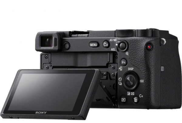 Sony Aparat Foto Mirrorless Alpha A6600  24.2 MP 4K Body 3