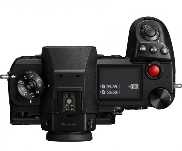 Panasonic Aparat Foto Mirrorless Lumix S1H Full-Frame 6K/24p 3