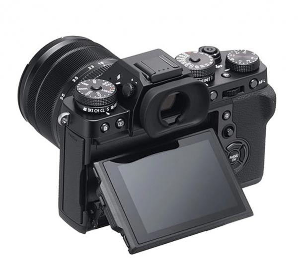 Fujifilm Kit Aparat Foto Mirrorless X-T3 cu obiectiv XF18-55mm X-Trans 4K/60p Negru 3