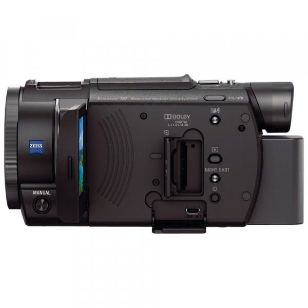 Sony Camera video FDR-AX33 Ultra HD 4K Negru cu trepied foto-video [4]