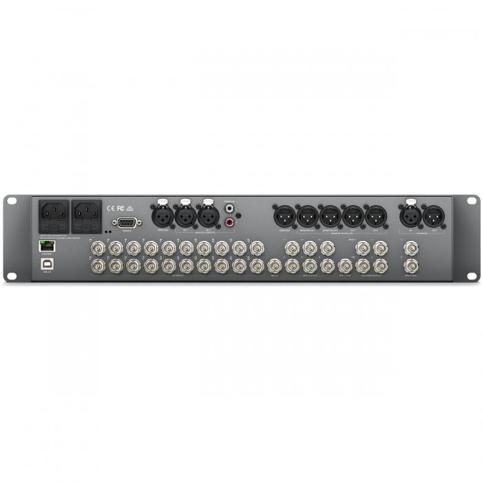 Blackmagic Design ATEM 4 M/E Broadcast Studio Switcher 4K 1