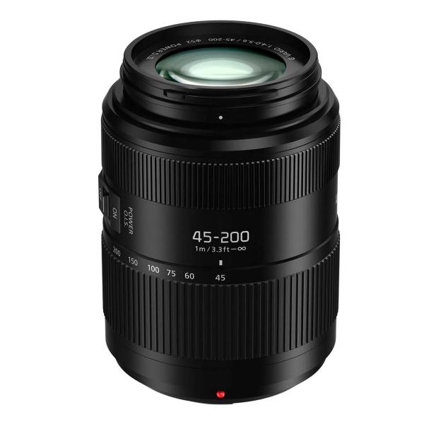 Panasonic Lumix G 45-200mm F4.0-5.6 O.I.S. Obiectiv MFT [0]