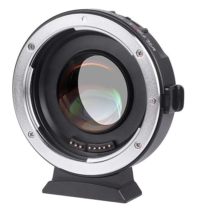 Viltrox EF-M2 II 0.71x SpeedBooster Mount Adapter For Canon EF-Mount Lens To MFT Camera [0]