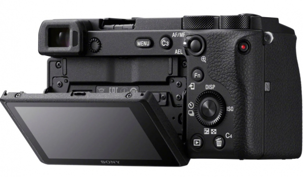 Sony Aparat Foto Mirrorless Alpha A6600  24.2 MP 4K Body 4