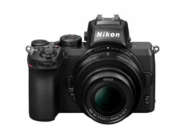 Nikon Z50 Aparat Foto Mirrorless 21MP Kit cu Obiectiv Nikkor Z DX 16-50mm f/3.5-6.3 VR 4