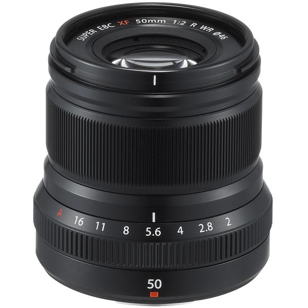 Fujifilm 50mm F2 R WR XF Obiectiv foto Fujinon X 0