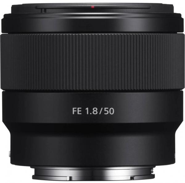 Sony Obiectiv 50mm F1.8 Sony FE [0]