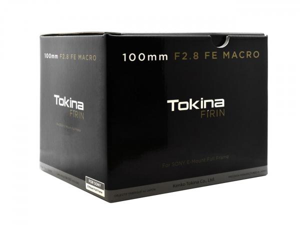 Tokina FiRIN 100mm f/2.8 FE obiectiv macro montura Sony E 2