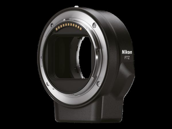 Kit Nikon Z6 Mirrorless 24.5MP + FTZ + Obiectiv Nikkor Z 24-70mm 5