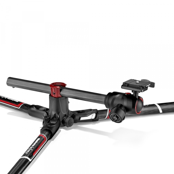 Manfrotto Befree GT XPRO Trepied Foto Carbon 2