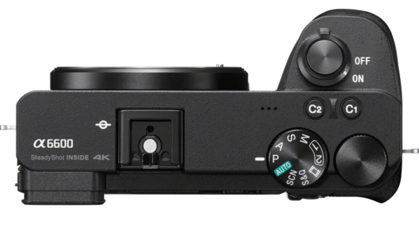 Sony Aparat Foto Mirrorless Alpha A6600  24.2 MP 4K Body 5